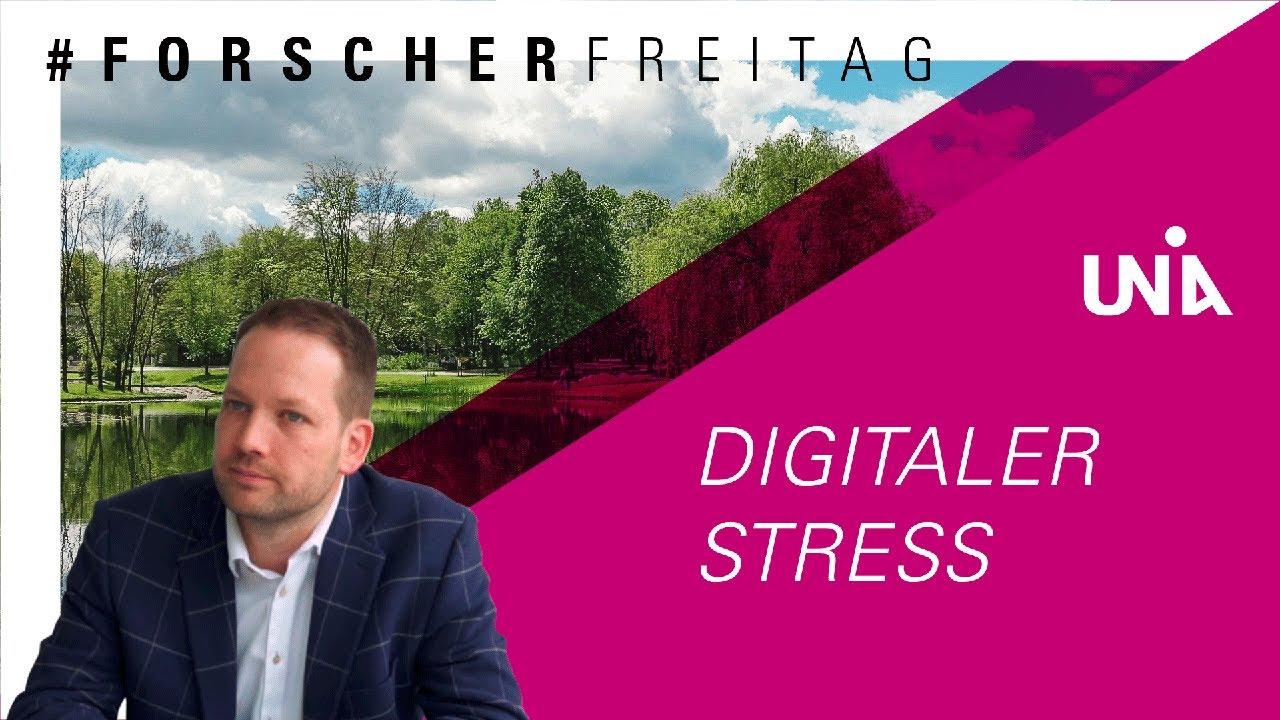"#forscherfreitag ""Digitaler Stress"""