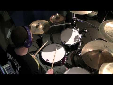 I'm Made Of Wax, Larry, What Are You Made Of? - A Day To Remember - Drum Cover