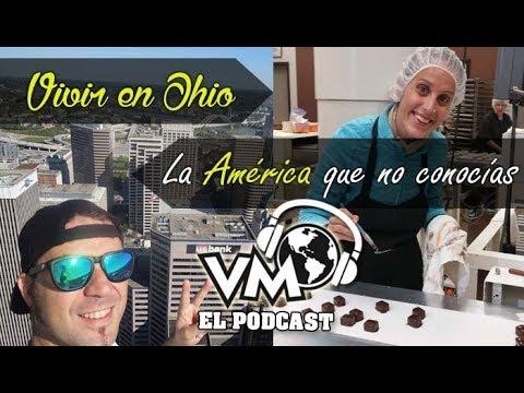 Podcast 23: Vivir en Estados Unidos. Ohio.