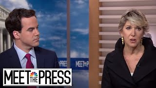 Panel: Do White House Woes Overriding The Republican Agenda? (Full) | Meet The Press | NBC News