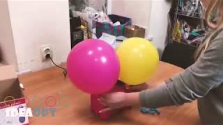 Обзор компрессора для воздушных шаров 73005