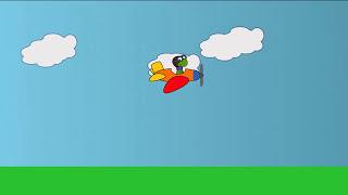 aventuras en avion dibujos animados entretenimiento para nios y bebes