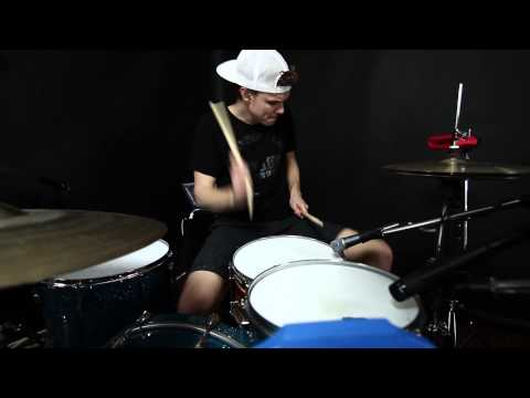 Phil J - Boxing Day - Blink 182 - Drum Cover Remix