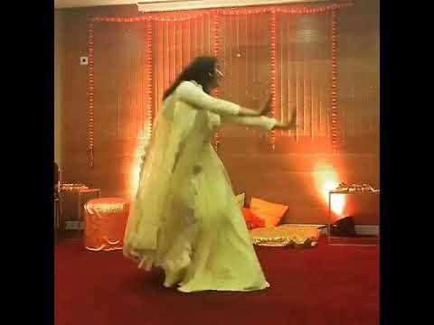 Sangeet Performance on Mehendi Hai Rachnewali - Zubeidaa | The Wedding Script