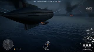 Battlefield 1: C-Class Airship Turning Tides How To Use
