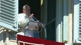 """Para Francisco, los abusos sexuales en el seno de la Iglesia son """" un desafío urgente"""