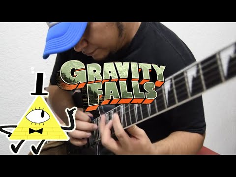 Gravity Falls Theme - Orchestral Rock Cover
