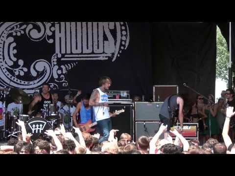Chiodos - Full Set Live at Warped Tour Chicago 2013