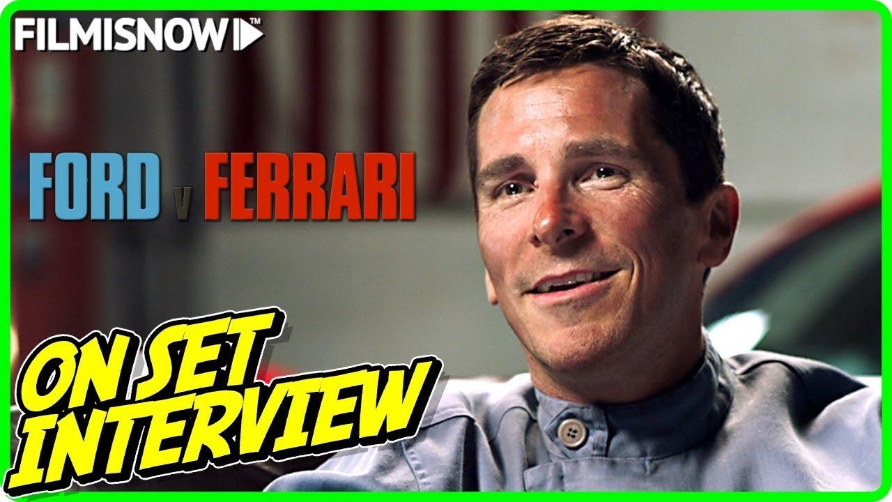 FORD V FERRARI | Christian Bale