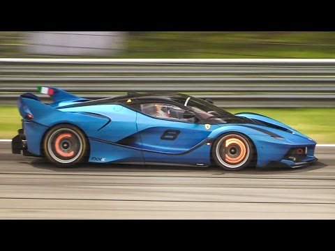 Best Cars Sounds Vol. 10 - Ferrari F2004 F1 V10, Carrera GT, P1 GTR, Audi Sport Quattro & More!!