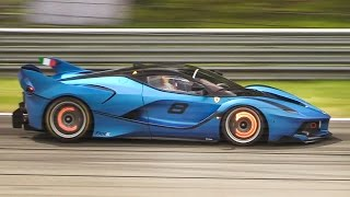 Best Cars Sounds Vol. 10 - Ferrari F2004 F1 V10, Carrera GT, P1 GTR, Audi Sport Quattro & More!!