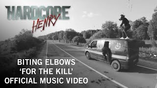 Смотреть клип Biting Elbows - For The Kill