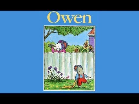 Owen by Kevin Henkes.  Grandma Annii's Storytime