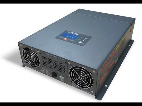 Xantrex Freedom XC Inverter-Charger Series on