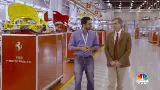Feature: A Visit To The Ferrari Factory In Maranello