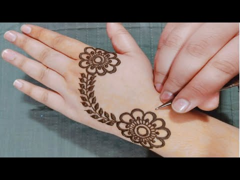 easy new model mehandi designs