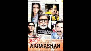Acha Lagta Hai - Aarakshan (2011) Full Audio Song Mohit Chauhan & Shreya Ghoshal