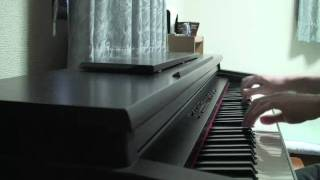 2011年の楽天選手応援歌をピアノで弾いてみました。 1松井稼 東北の大空...