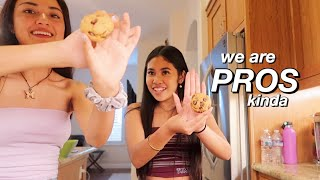 bake cookies with us (we're basically pros)