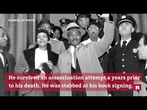 Video: Facts about Martin Luther King, Jr. | Rare News