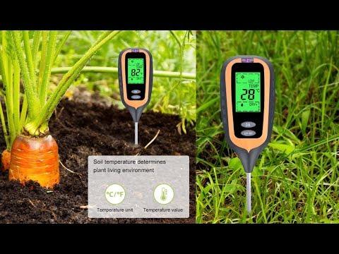 7 Анализатор почвы C Алиэкспресс Aliexpress Soil Moisture Meter Лучшие товары для сада и огорода