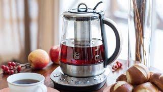 BORK K503: видеообзор чайника и отзывы покупателей