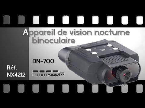 JUMELLES / LUNETTE DE VISION NOCTURNE - Night Vision - [PEARLTV.FR]