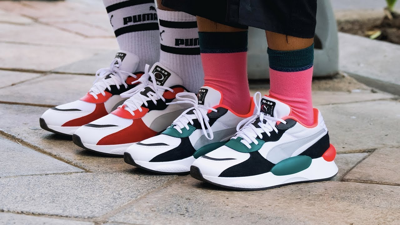 A LOOK AT: PUMA RS 9.8 Space