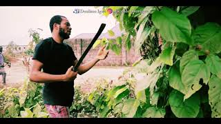 DENILSON IGWE COMEDY - ABOKI SHARP MY KNIFE