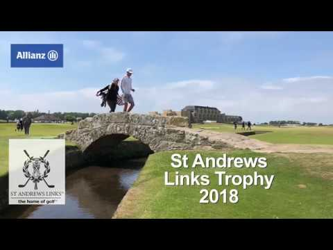 St Andrews Links Trophy 2018 - Final Day