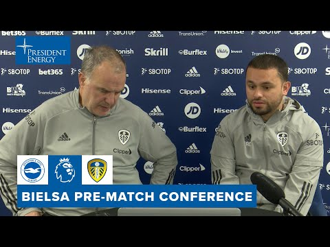 Raphinha injury, social media boycott | Marcelo Bielsa pre-match | Brighton v Leeds United