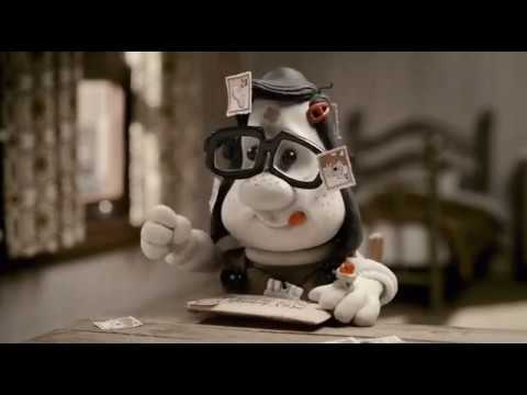 Mary And Max Receiving The First Letter Youtube