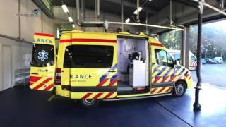 Protocol hygiëne ambulancezorg: Vuil los je samen op