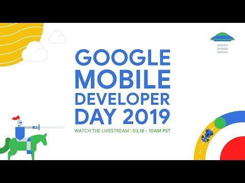 Mobile Developer Day At GDC 2019 Livestream
