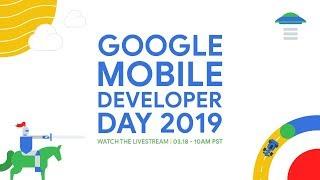 Mobile Developer Day at GDC 2019 Livestream