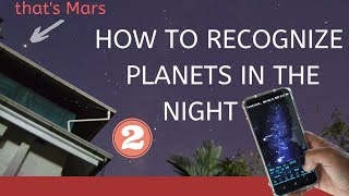 How to find planets using a smartphone| Astronomy | stargazing saturday screenshot 2