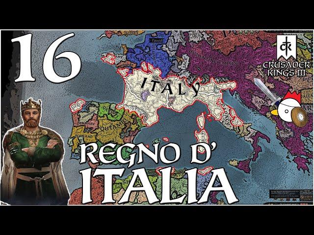 TUTTO PER QUEL TITOLO | Crusader Kings 3 ITA - Regno d'ITALIA #16