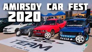 FIRST CAR FEST 2020 AMIRSOY RESORT