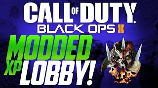 CALL OF DUTY BLACK OPS 2 PRESTIGE MASTER LOBBY (PS3)