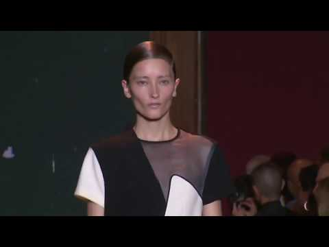 """CEDRIC CHARLIER"" Fashion Show Spring Summer 2014 Paris HD by Fashion Channel - 동영상"