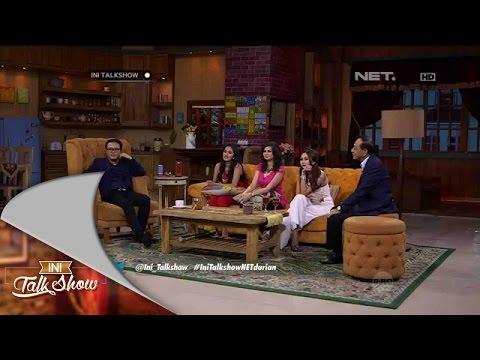 Ini Talk Show 04 November 2014 Part 3/4 - Aura Kasih, Deasy Bouman, Faby Marcelia dan Eko DJ