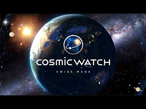 Image result for Cosmic Watch app