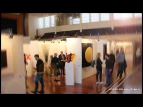Moments of ART INTERNATIONAL ZURICH - Contemporary Art Fair / Kunstmesse Zürich, Switzerland