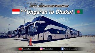 Download lagu LEGACY SR2 DOUBLE DECKER LAKSANABUS FROM UNGARAN TO DHAKA