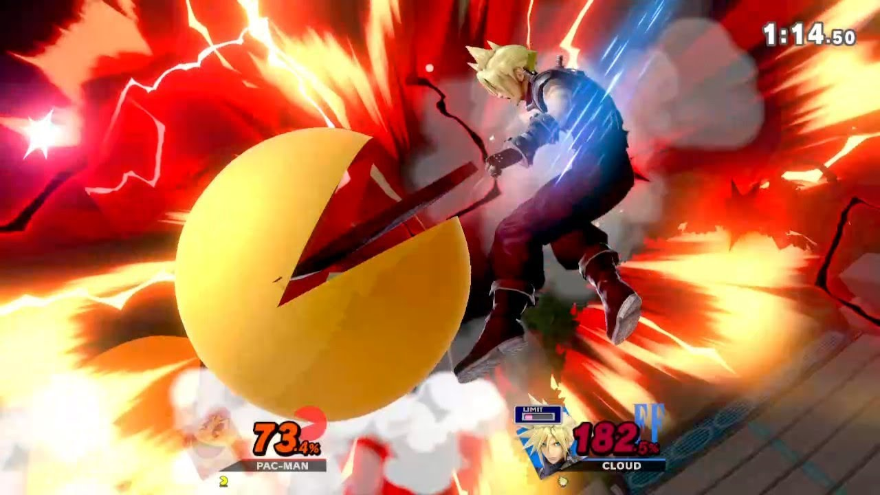 Big Brain Beginnings | PAC-MAN Montage (Super Smash Bros. Ultimate)