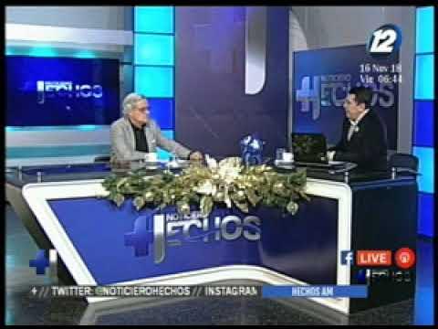 Marco Rodríguez habla sobre diferentes casos de coyuntura nacional