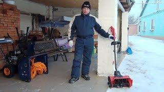 лопата для уборки снега - ну  просто чудо :)