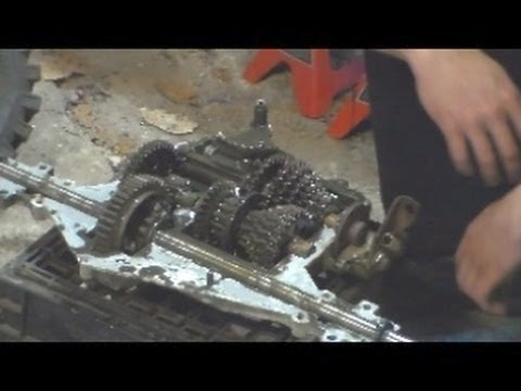 Mud Mower Transmission Start To Finish Youtube