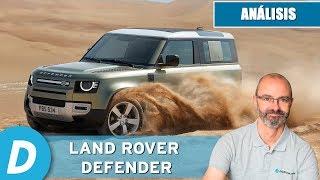 Land Rover Defender 2020: ¿mejor que un Jeep Wrangler y un Mercedes Clase G? | Diariomotor