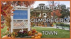 GILMORE GIRLS TOUR OF THE REAL STARS HOLLOW !!